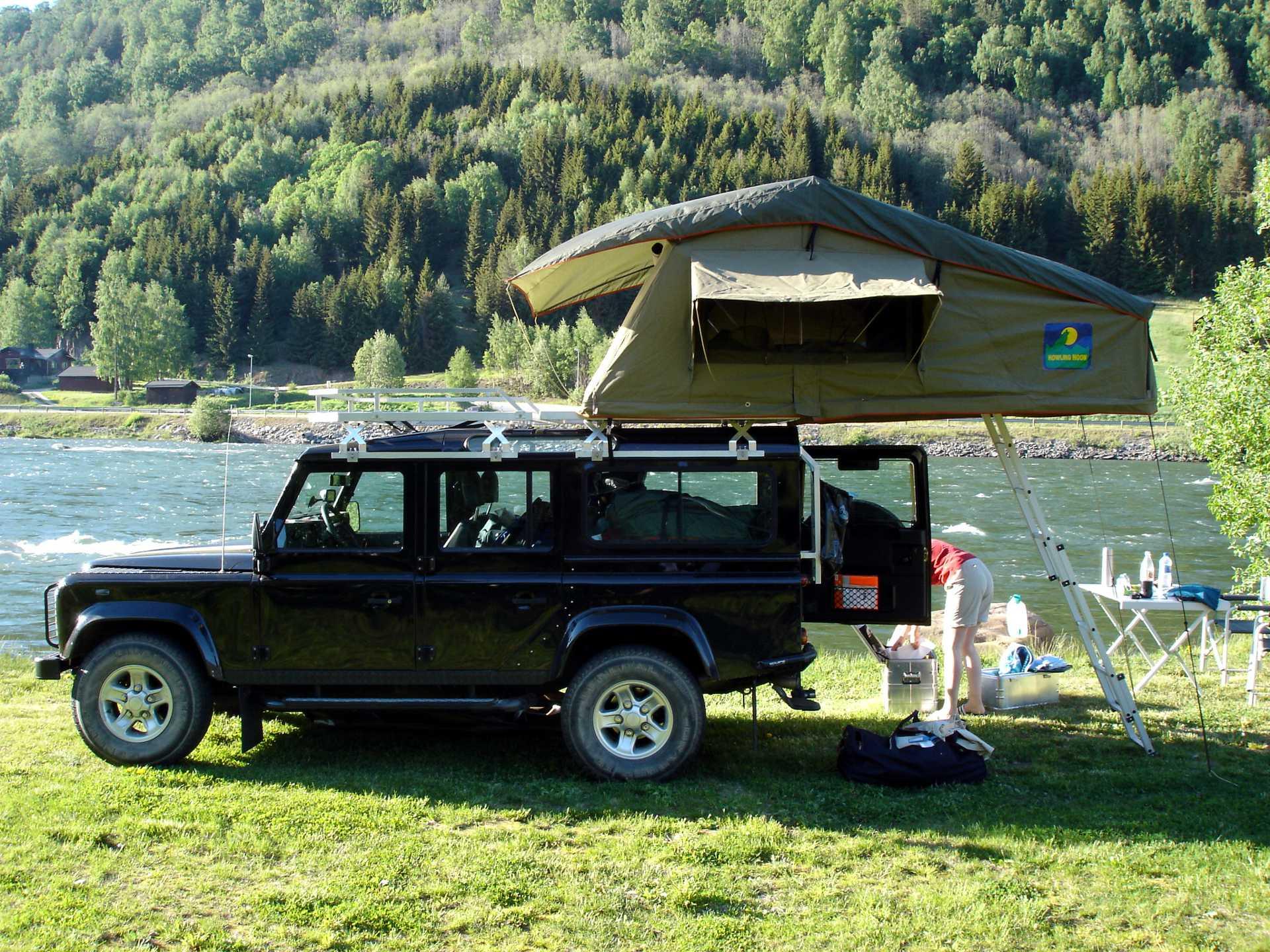 Zelt Für Defender : Reisemobil defender safari tracks